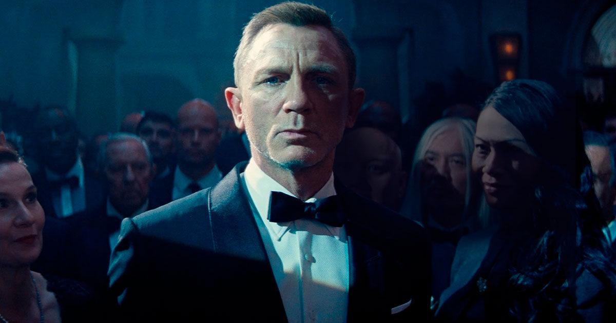Трейлер: «007: Не время умирать» с Дэниелом Крейгом