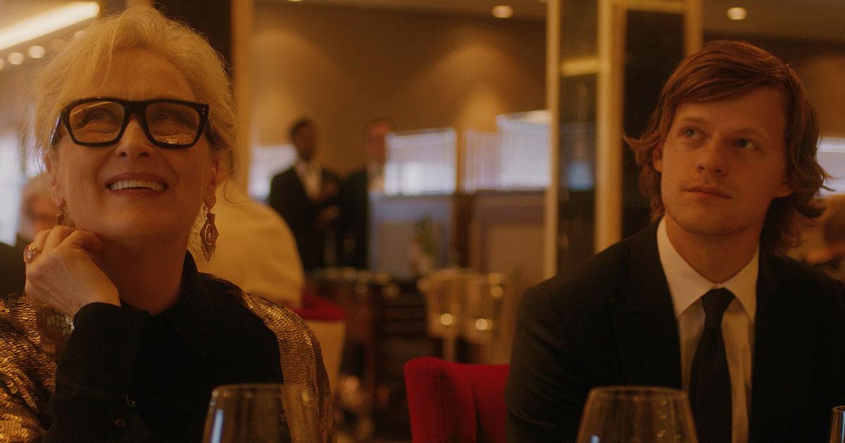 Трейлер: фильм «Пусть говорят» Стивена Содерберга с Мэрил Стрип