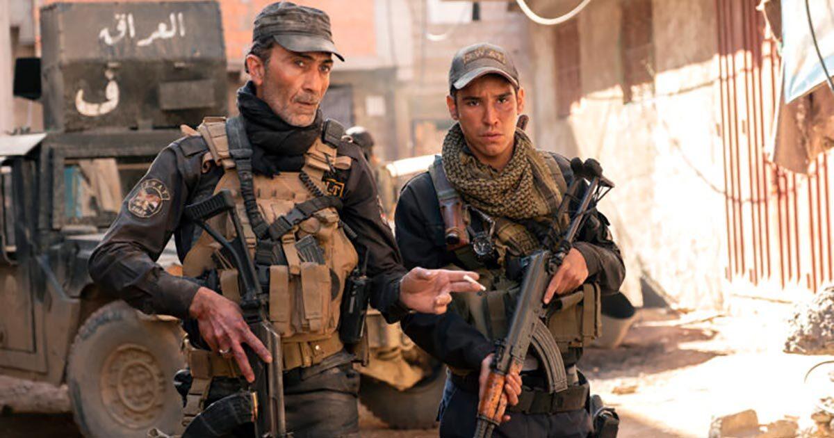Трейлер: боевик «Мосул» от Netflix и братьев Руссо
