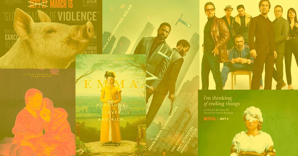 Лучшие фильмы 2020 года по версии редакции Flashforward Magazine