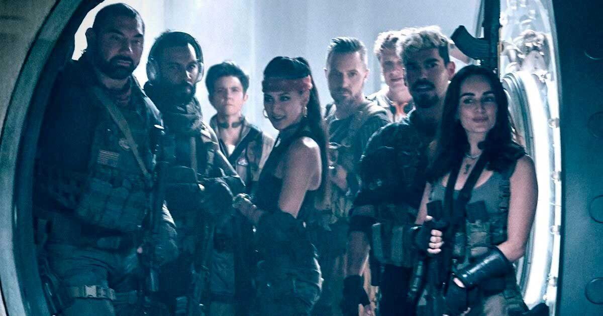 Трейлер: «Армия мертвецов» Зака Снайдера