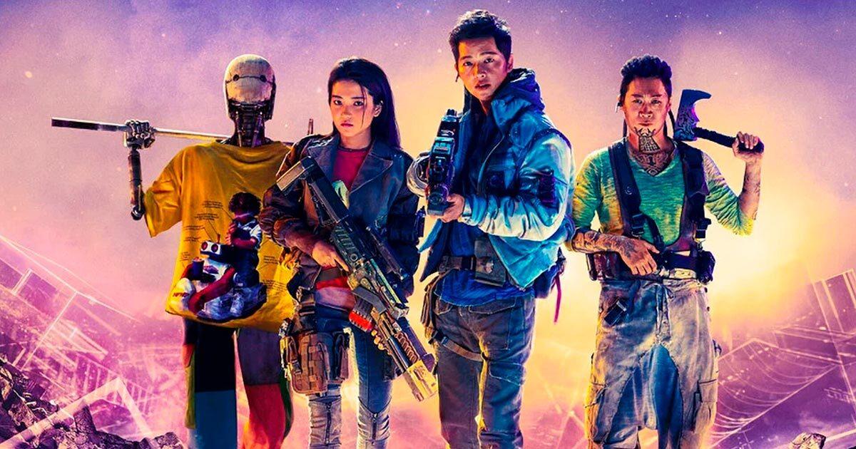 Стражи Солнечной системы: что не так с фильмом «Космические чистильщики» от Netflix?