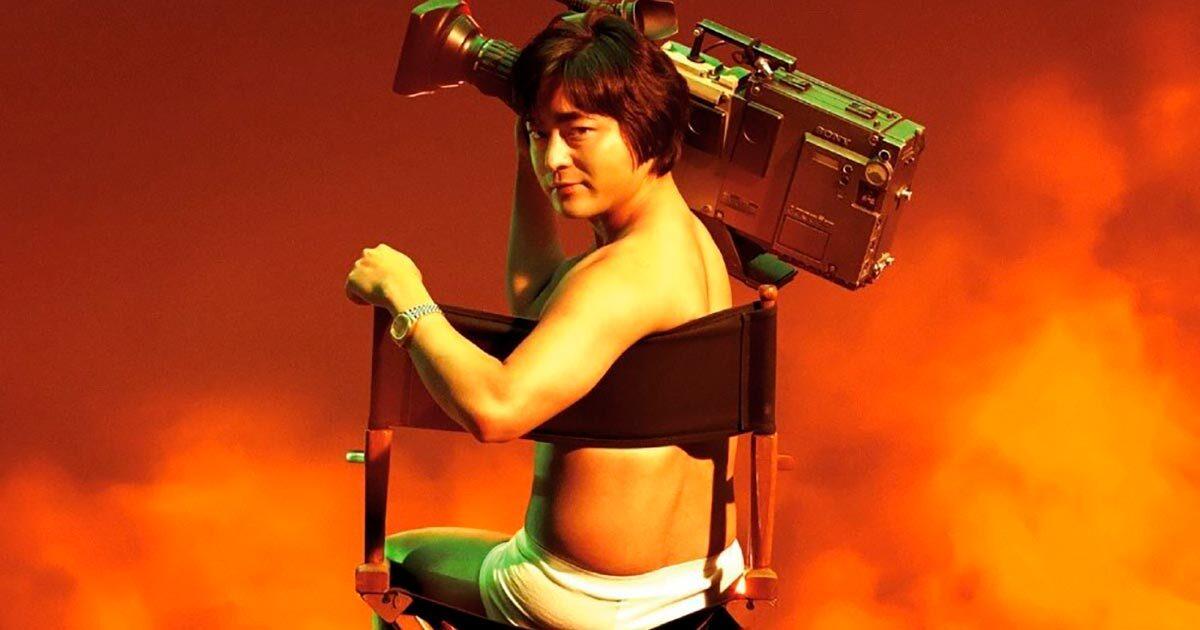 Трейлер: 2 сезон японского сериала «Голый режиссёр» от Netflix