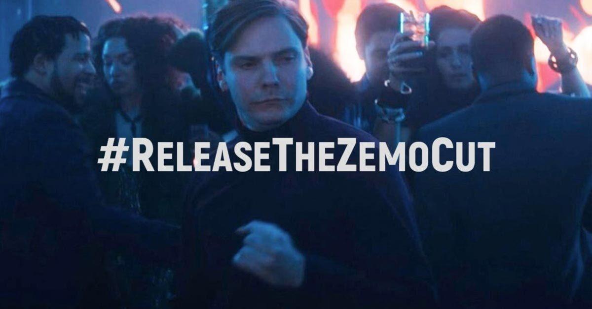 Marvel Studios выпустила видео, где Барон Земо танцует целый час