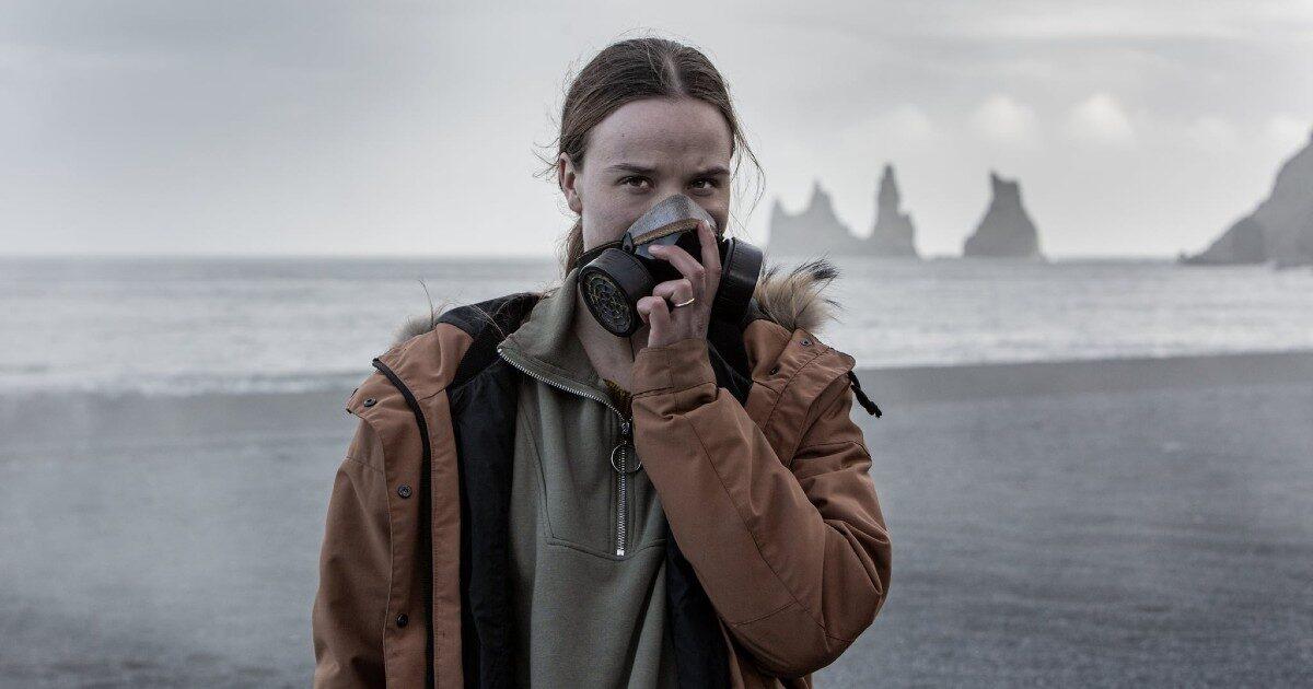 Тизер: фантастический сериал «Катла» от Netflix об Исландии