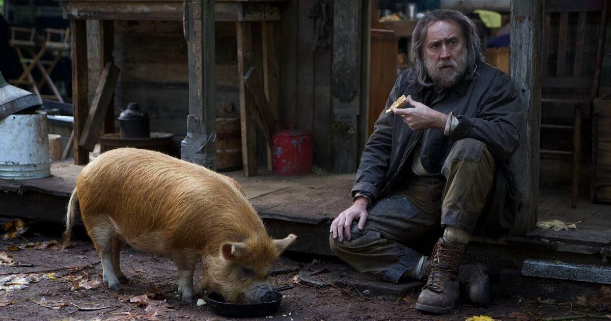 Трейлер: фильм «Свинья» с Николасом Кейджем
