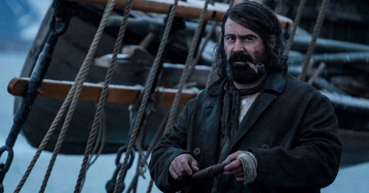 Трейлер: мини-сериал «Северные воды» с Колином Фарреллом в роли китобоя