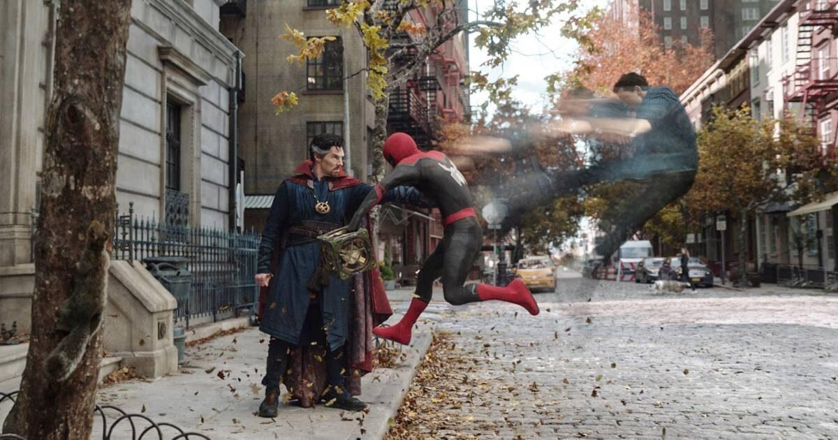 Наконец-то: трейлер фильма «Человек-паук: Нет пути домой»