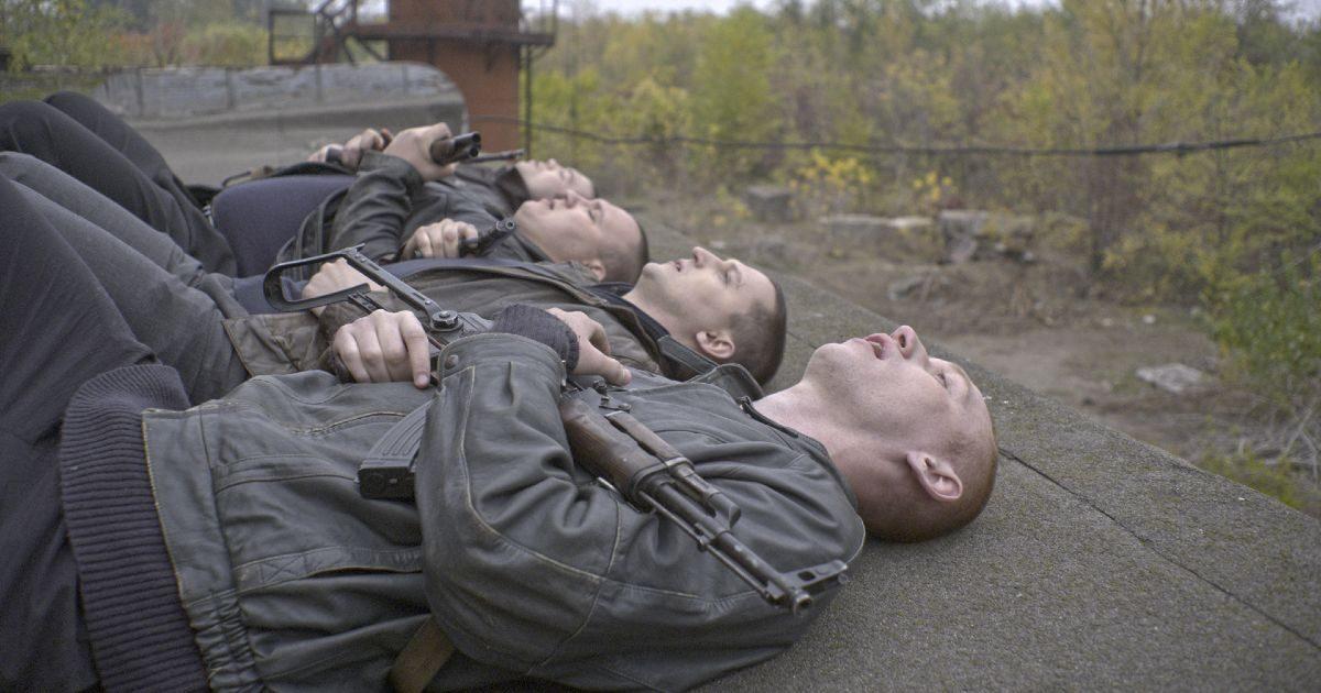 Трейлер: фильм «Носорог» Олега Сенцова о разборках в 90-е